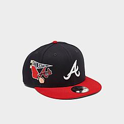 New Era Atlanta Braves MLB City Series 9FIFTY Snapback Hat