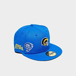 New Era Just Don Los Angeles Rams NFL 59Fifty Fitted Hat