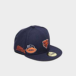 New Era Just Don Chicago Bears NFL 59Fifty Fitted Hat