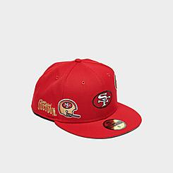 New Era Just Don San Francisco 49ers NFL 59Fifty Fitted Hat