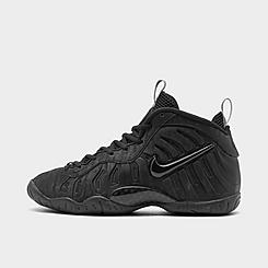 Big Kids' Nike Little Posite Pro Basketball Shoes
