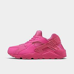 Girls' Big Kids' Nike Huarache Run Casual Shoes