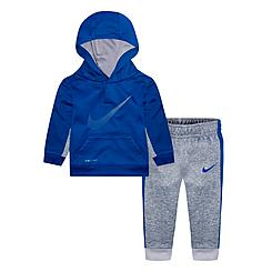 Boys' Infant Nike Therma Dri-FIT Pullover Hoodie and Jogger Pants Set