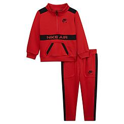Boys' Infant Nike Air Tricot Half-Zip Pullover and Jogger Pants Set