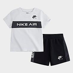 Boys' Infant Nike Air T-Shirt and Shorts Set