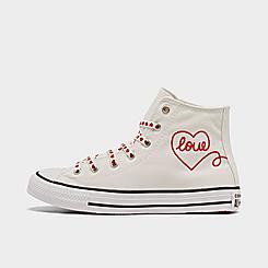 Girls' Little Kids' Converse Chuck Taylor High Top Casual Shoes