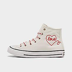 Girls' Big Kids' Converse Chuck Taylor High Top Casual Shoes