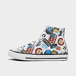 Little Kids' Converse Jump Ball Chuck Taylor All Star High Top Casual Shoes