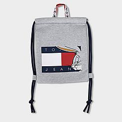 Tommy Jeans x Space Jam: A New Legacy Bugs Bunny Flag String Backpack