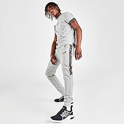 Men's EA7 Emporio Armani Side Tape Jogger Pants