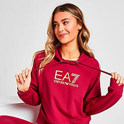 Women's EA7 Emporio Armani Hoodie