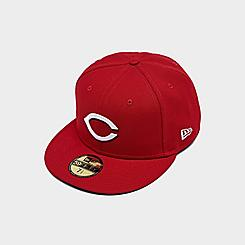 New Era Cincinnati Reds MLB AC Performance 59FIFTY Fitted Hat