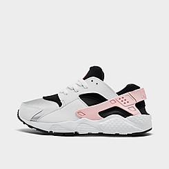 Girls' Little Kids' Nike Huarache Run Casual Shoes