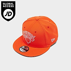 New Era New York Knicks NBA 9FIFTY Snapback Hat