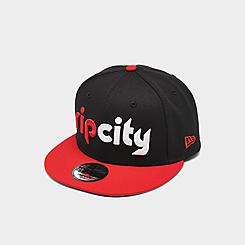 New Era Portland Trail Blazers Rip City 2Tone NBA 9Fifty Snapback Hat