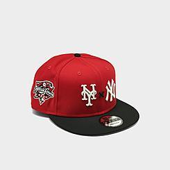 New Era NY Mets x NY Yankees Duel MLB 2000 World Series 9Fifty Snapback Hat