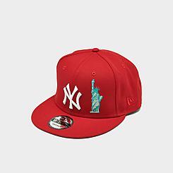 New Era New York Yankees MLB Statue 9FIFTY Snapback Hat