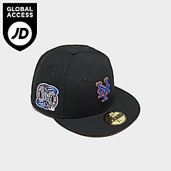 New Era New York Mets MLB Subway Series Patch 59FIFTY Fitted Hat