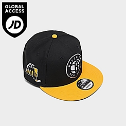 New Era Brooklyn Nets NBA State 9FIFTY Snapback Hat