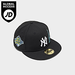 New Era New York Yankees MLB 1996 World Series Liberty Patch 59FIFTY Fitted Hat