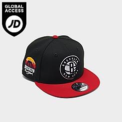 New Era Brooklyn Nets NBA Two-Tone 9FIFTY Snapback Hat
