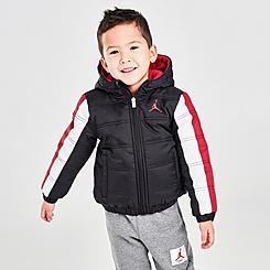 Boys' Toddler Jordan Nylon Puffer Jacket