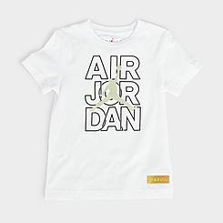 Girls' Toddler Jordan Wild Tribe T-Shirt