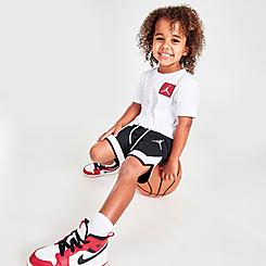 Girls' Toddler Jordan Wild Tribe Shorts