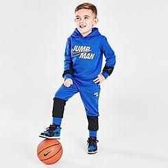 Boys' Toddler Jordan Jumpman Fleece Hoodie and Joggers Set