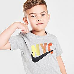 Boys' Toddler Nike Sportswear NYC T-Shirt