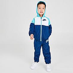 Boys' Toddler Nike Sportswear Windrunner and Jogger Pants Set