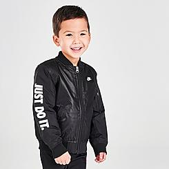 Boys' Toddler Nike JDI Bomber Jacket