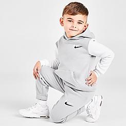 Kids' Toddler Nike SWOOSH City Brights Fleece Hoodie and Jogger Pants Set