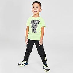 Boys' Toddler Nike JDI T-Shirt and Jogger Pants Set