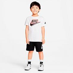 Kids' Toddler Nike Sportswear Club Fleece Shorts
