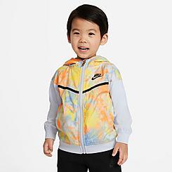 Kids' Toddler Nike Sportswear Wild Run Windrunner Jacket