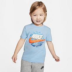 Kids' Toddler Nike Futura Splash T-Shirt