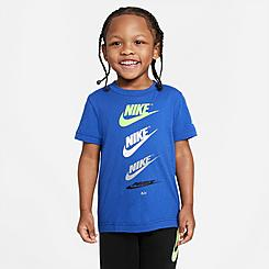 Kids' Toddler Nike Futura Cascade T-Shirt