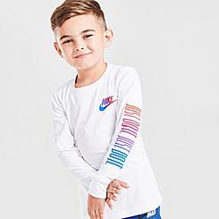 Boys' Toddler Nike Rise JDI Long-Sleeve T-Shirt