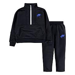 Boys' Toddler Nike Air Tricot Half-Zip Top and Joggers Set