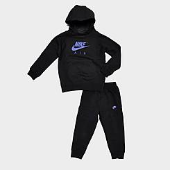 Boys' Toddler Nike Air Pullover Hoodie and Joggers Set