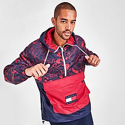 Tommy Jeans x Space Jam Packable Popover Jacket