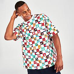 Tommy Jeans x Space Jam Checkered Print T-Shirt