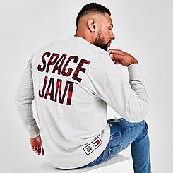 Men's Tommy Hilfiger x Space Jam Long-Sleeve T-Shirt