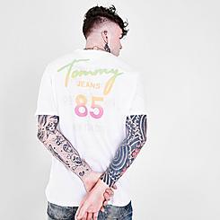 Men's Tommy Jeans Organic Cotton Signature T-Shirt