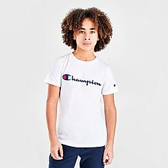 Boys' Champion Script T-Shirt