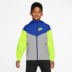 Boys' Nike Sportswear Windrunner Jacket