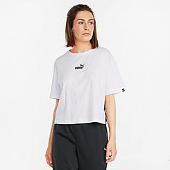 Women's Puma Power Cropped T-Shirt
