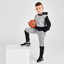 Boys' Little Kids' Jordan Jumpman Air Fleece Jogger Pants