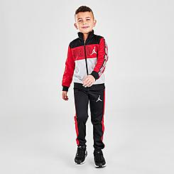 Boys' Little Kids' Jordan Box Out Tricot Track Suit